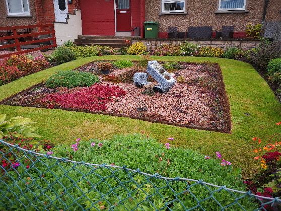 Angus HA Garden Competition